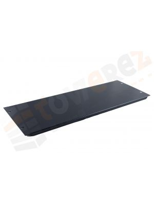 Black High Quality 2U Steel Rack Panel Blanking Panel